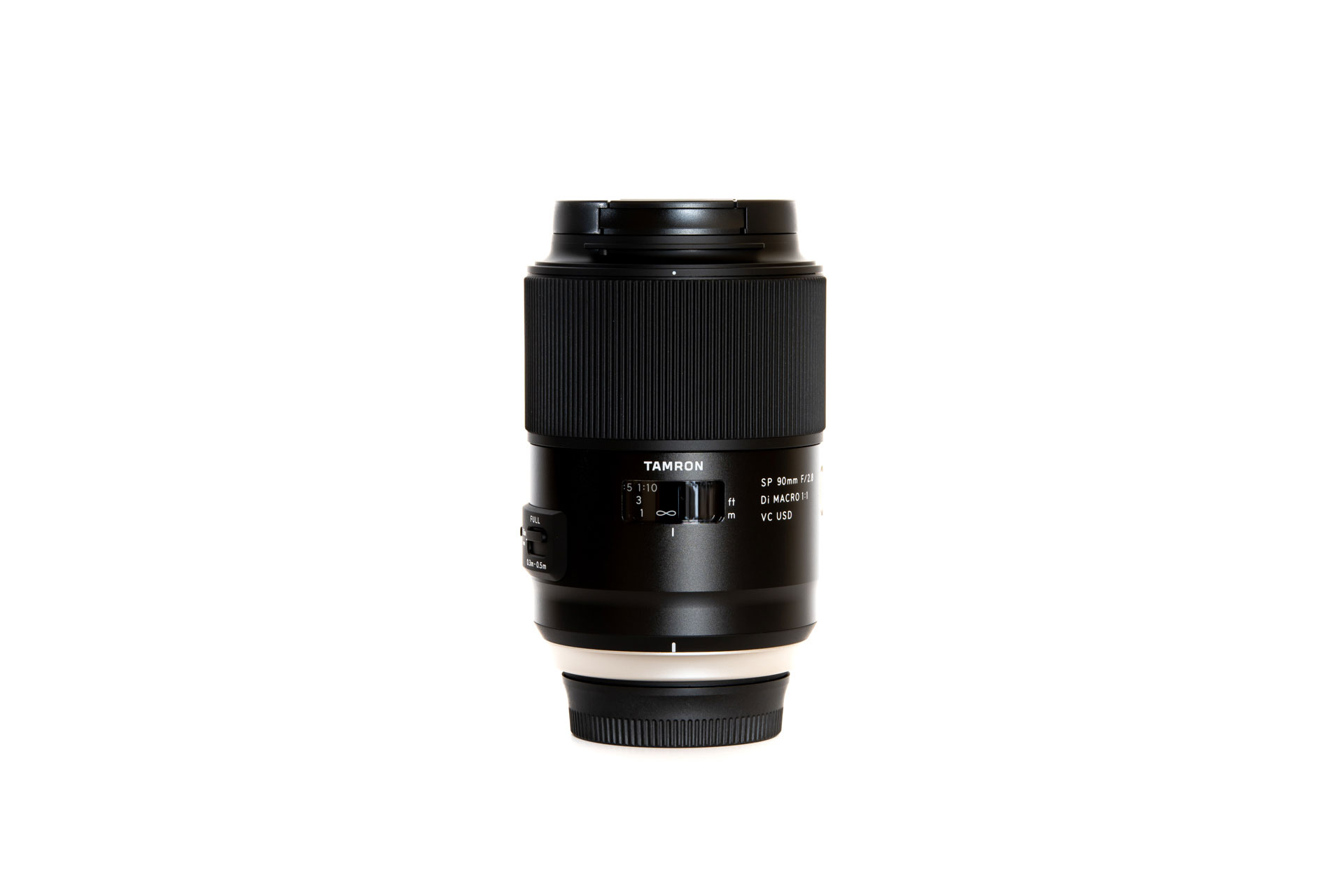 TAMRON SP 90mm F/2.8 Di MACRO 1:1 VC USD F017