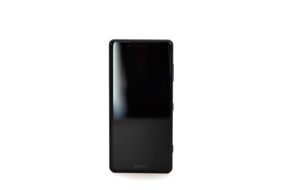 Xperia XZ2 Compact SO-05K 正面