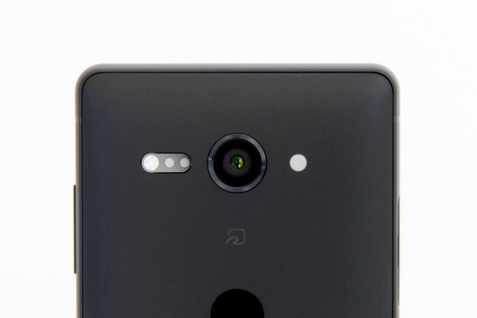 Xperia XZ2 Compact SO-05K カメラ部分