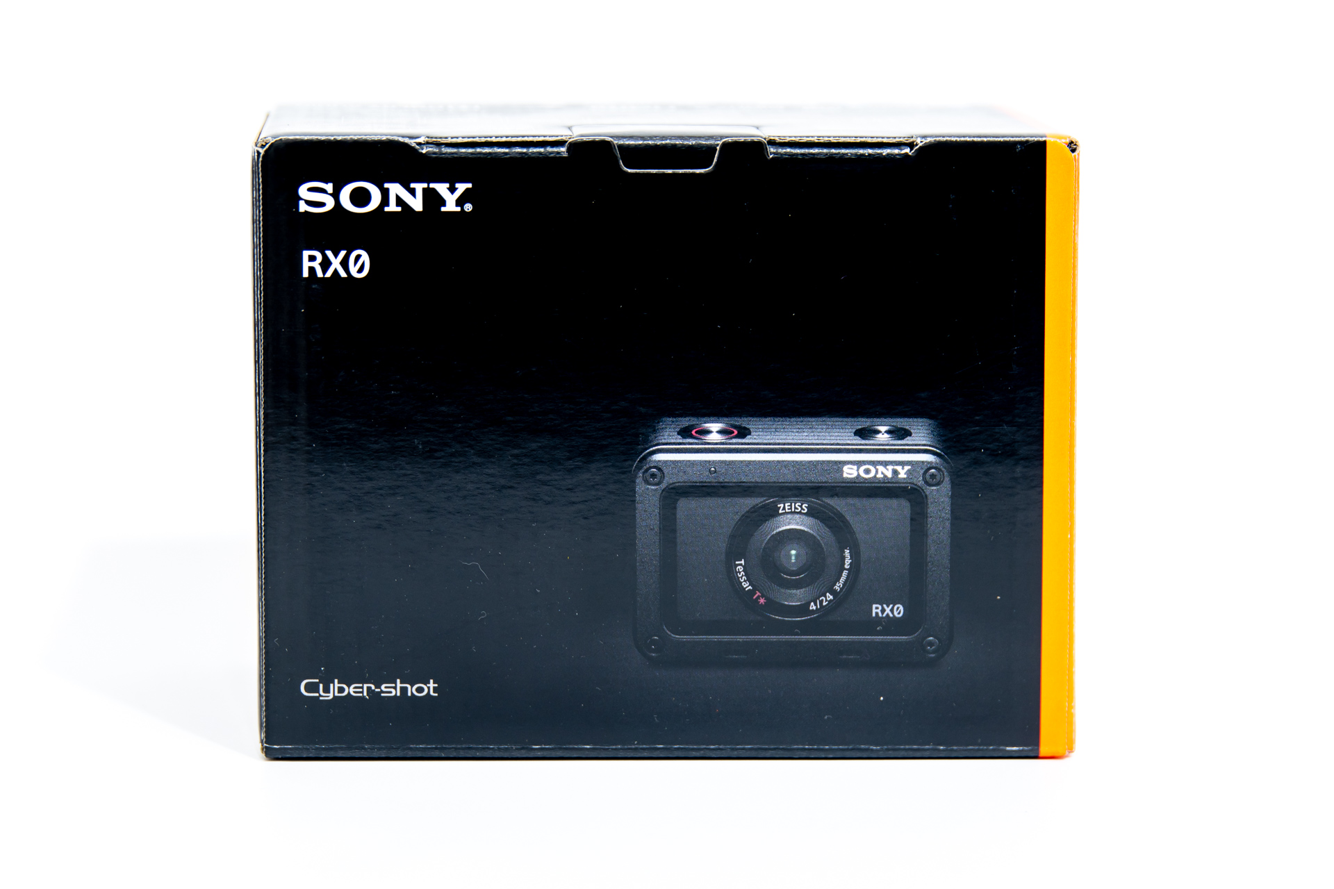 SONY RX0 レビュー 箱