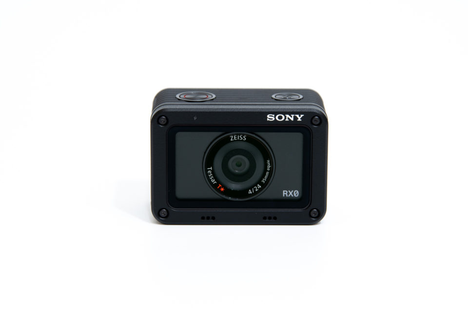 SONY RX0 正面