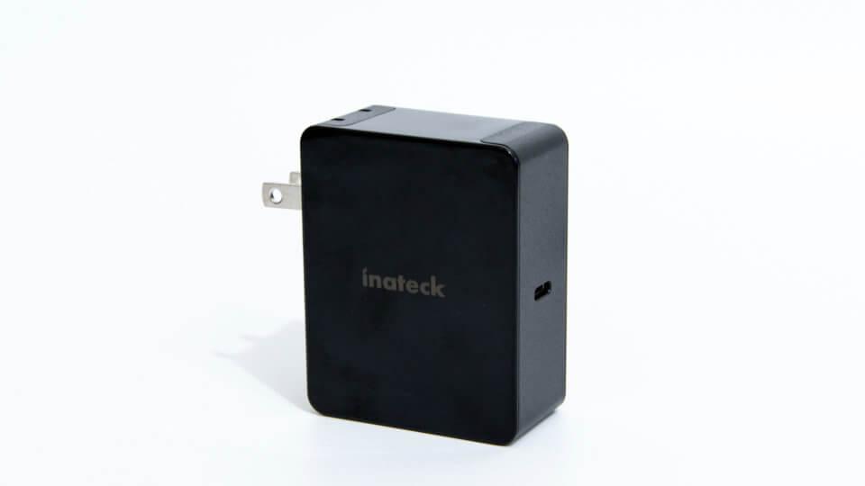 60W USB PD出力可能なInateckのUSB Type-C充電器、MacBook Proユーザーにオススメ