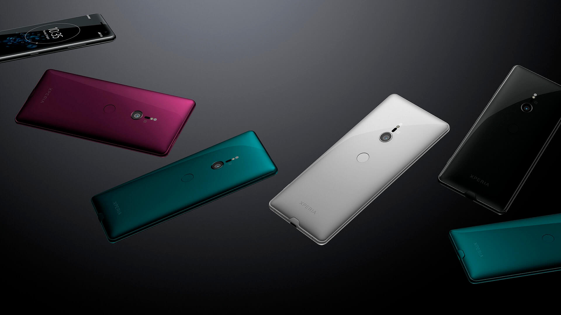 ソニー、シリーズ初となる有機ELディスプレイの「Xperia XZ3」を発表