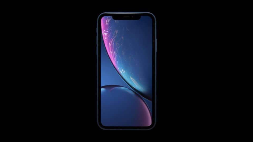 Apple、iPhone XRを発表。10月26日発売で価格は84,800円から