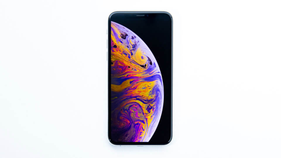 iPhone XS シルバー 開封・外観レビュー