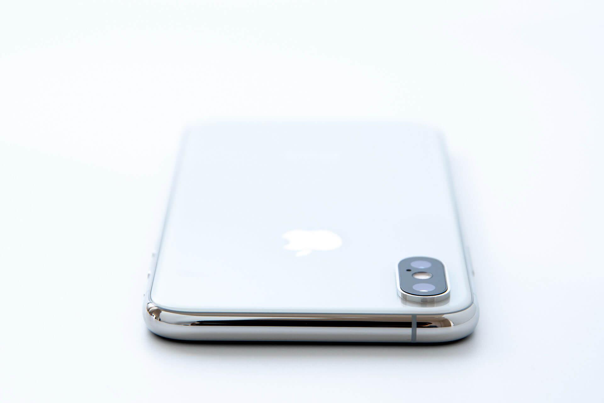 iPhone XS レビュー 外観