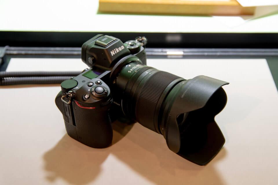 Nikon Z7 24-70mm F4 S