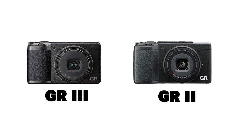 RICOH、 GR III を発表! GR II と比較したら欲しくなった