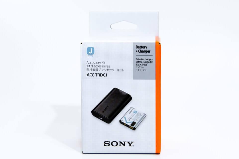 SONY RX0 アクセサリーキット ACC-TRDCJ