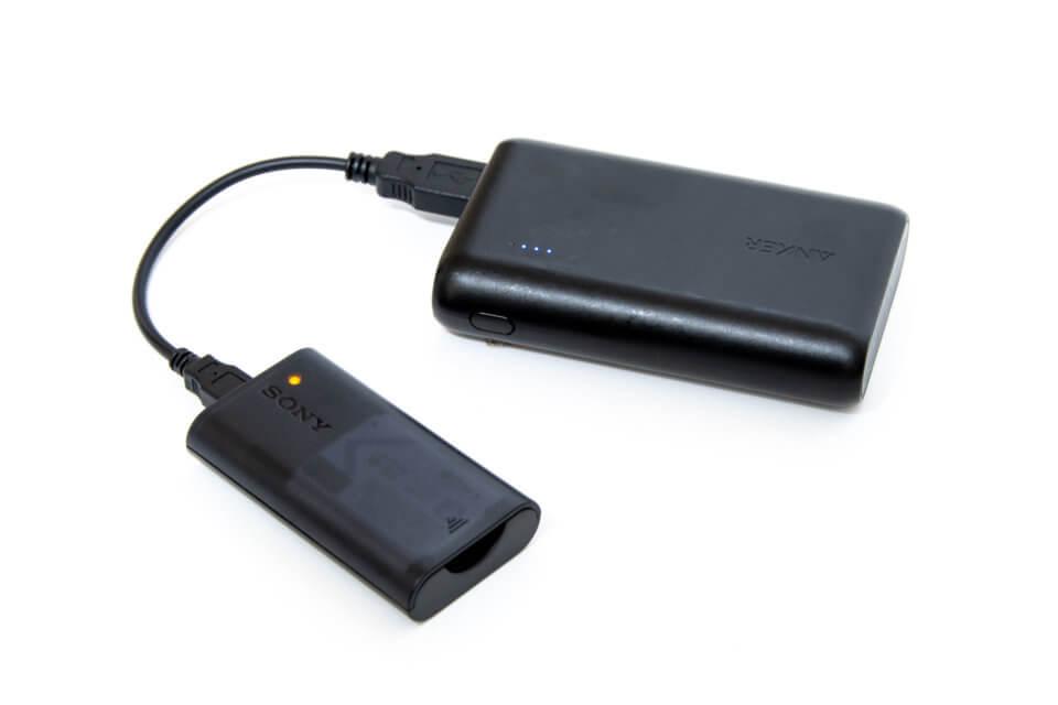 SONY RX0 アクセサリーキット 充電