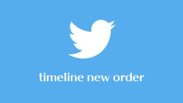 Twitter公式のタイムラインを時系列表示に変更する方法