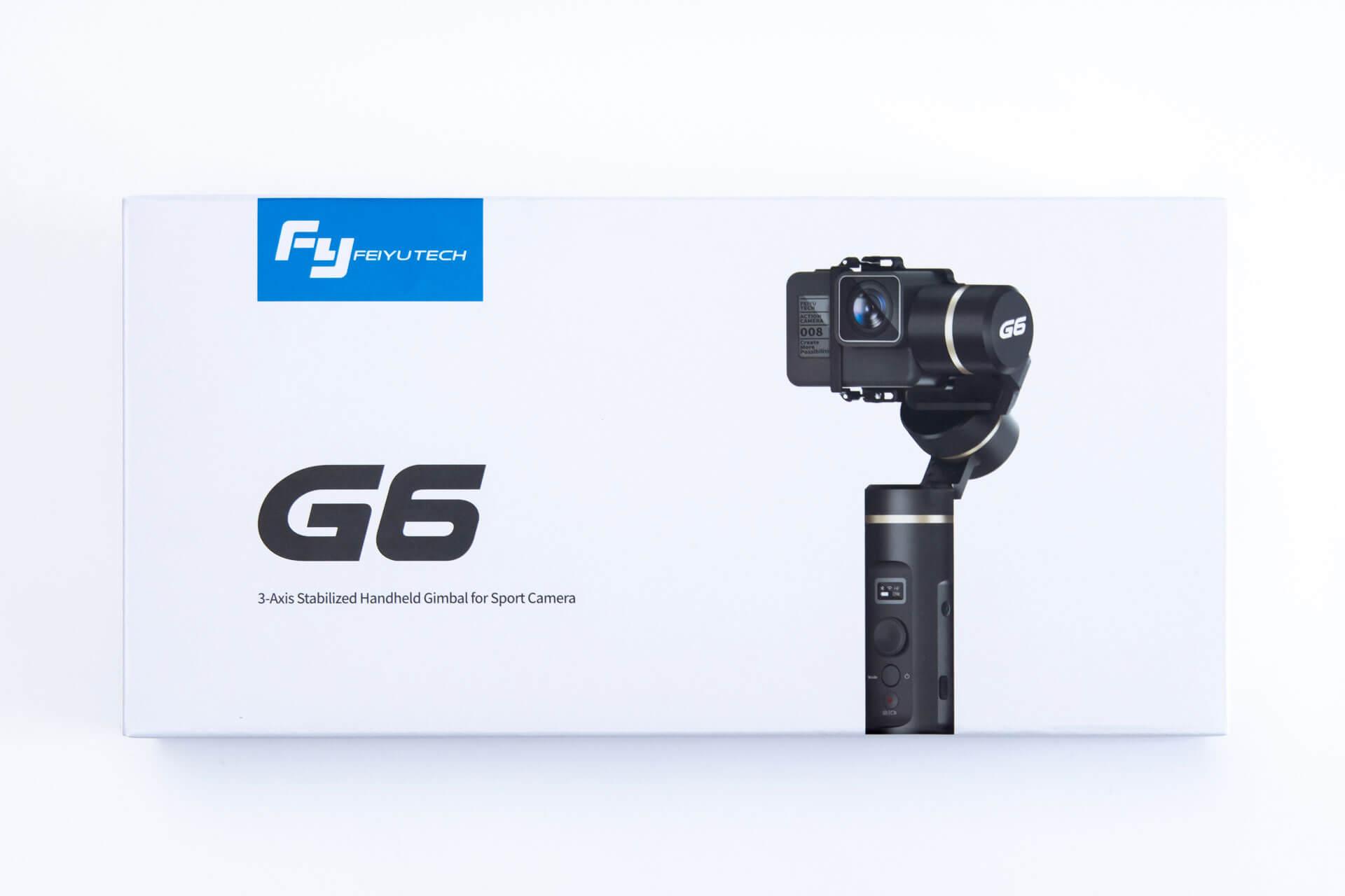Feiyu Tech G6 開封
