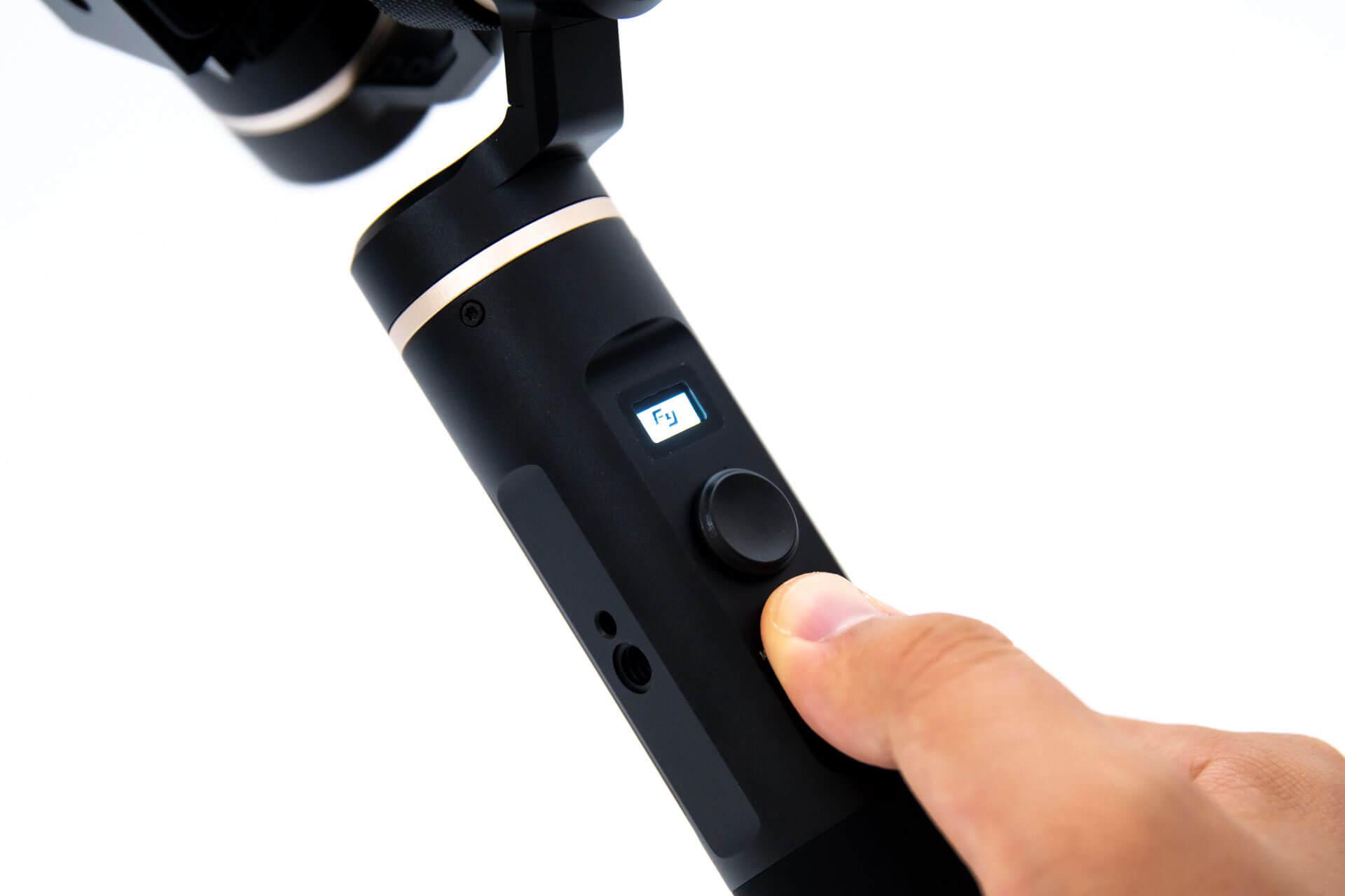 Feiyu Tech G6 ジンバル RX0