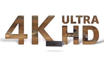 Amazon、Fire TV Stick 4Kを発表!6,980円で12月12日発売
