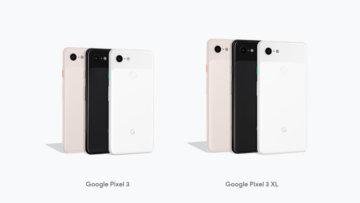 Google、Pixel 3 / Pixel 3 XLを発表。国内版はFeliCaにも対応