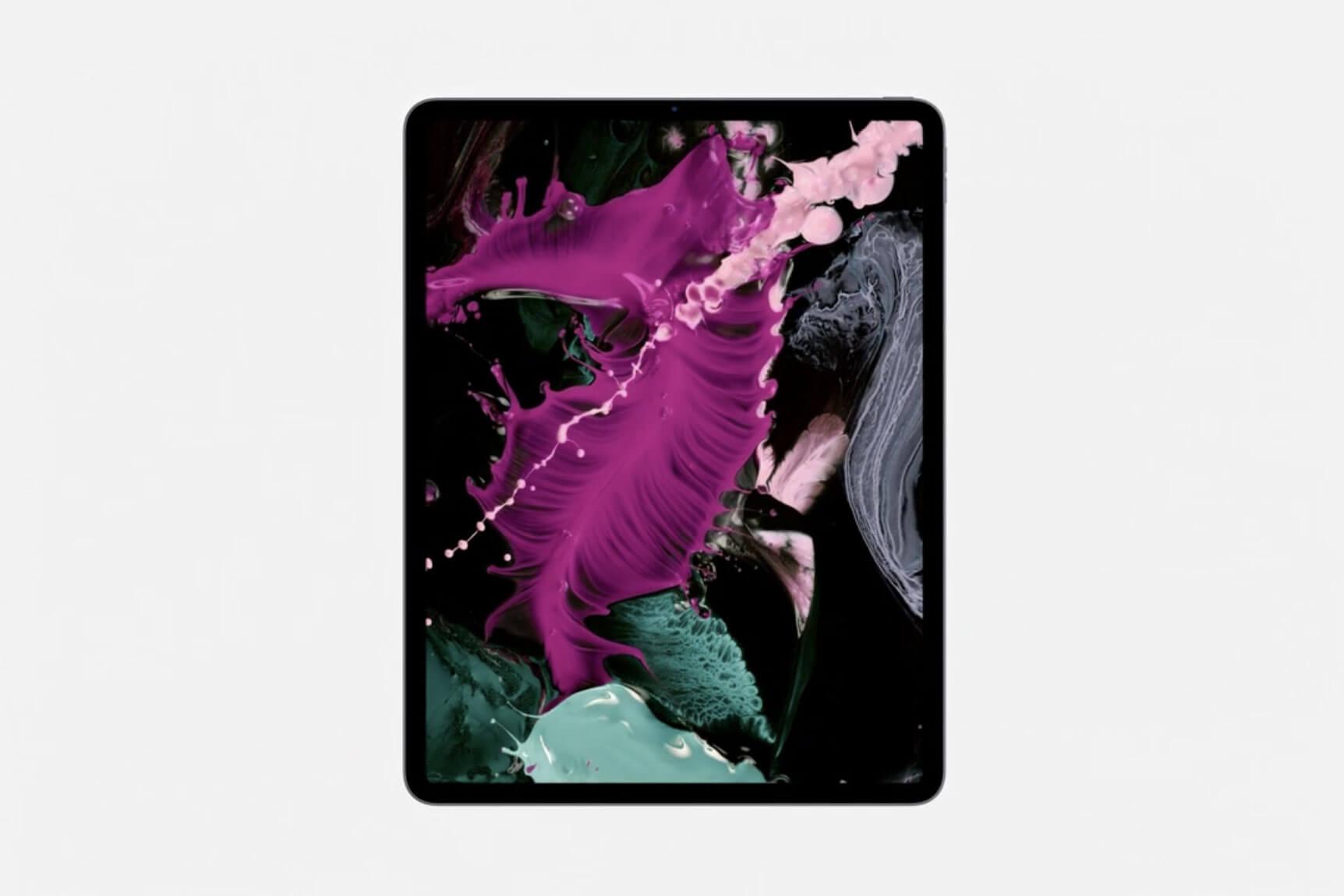 新型iPad Pro(第3世代)が登場!ホームボタン廃止で狭縁ベゼル、高い画面占有率を実現