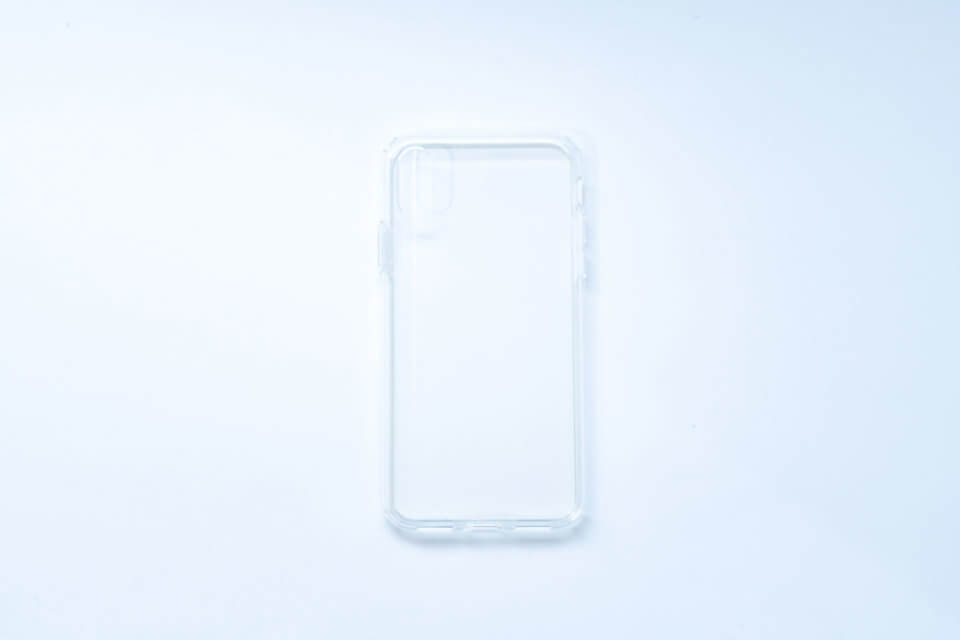 iPhone XS リキッド・クリスタル 本体