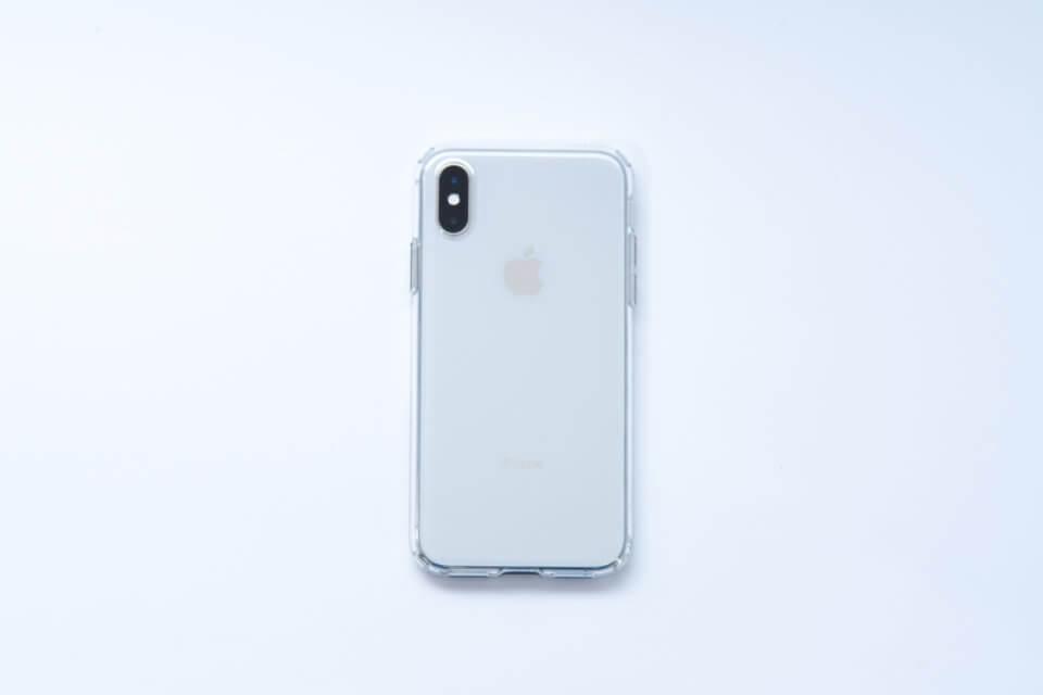 iPhone XS リキッド・クリスタル