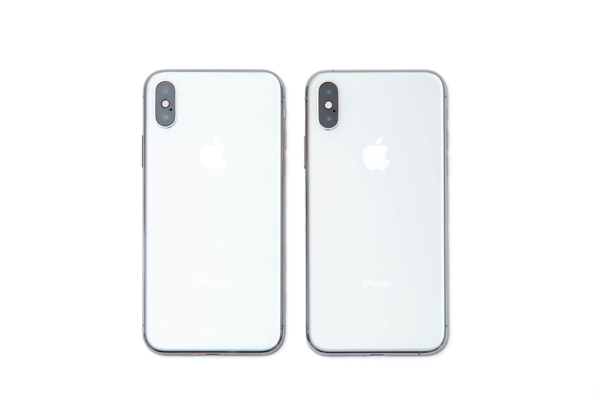iPhone XS iPhone 外観比較 背面