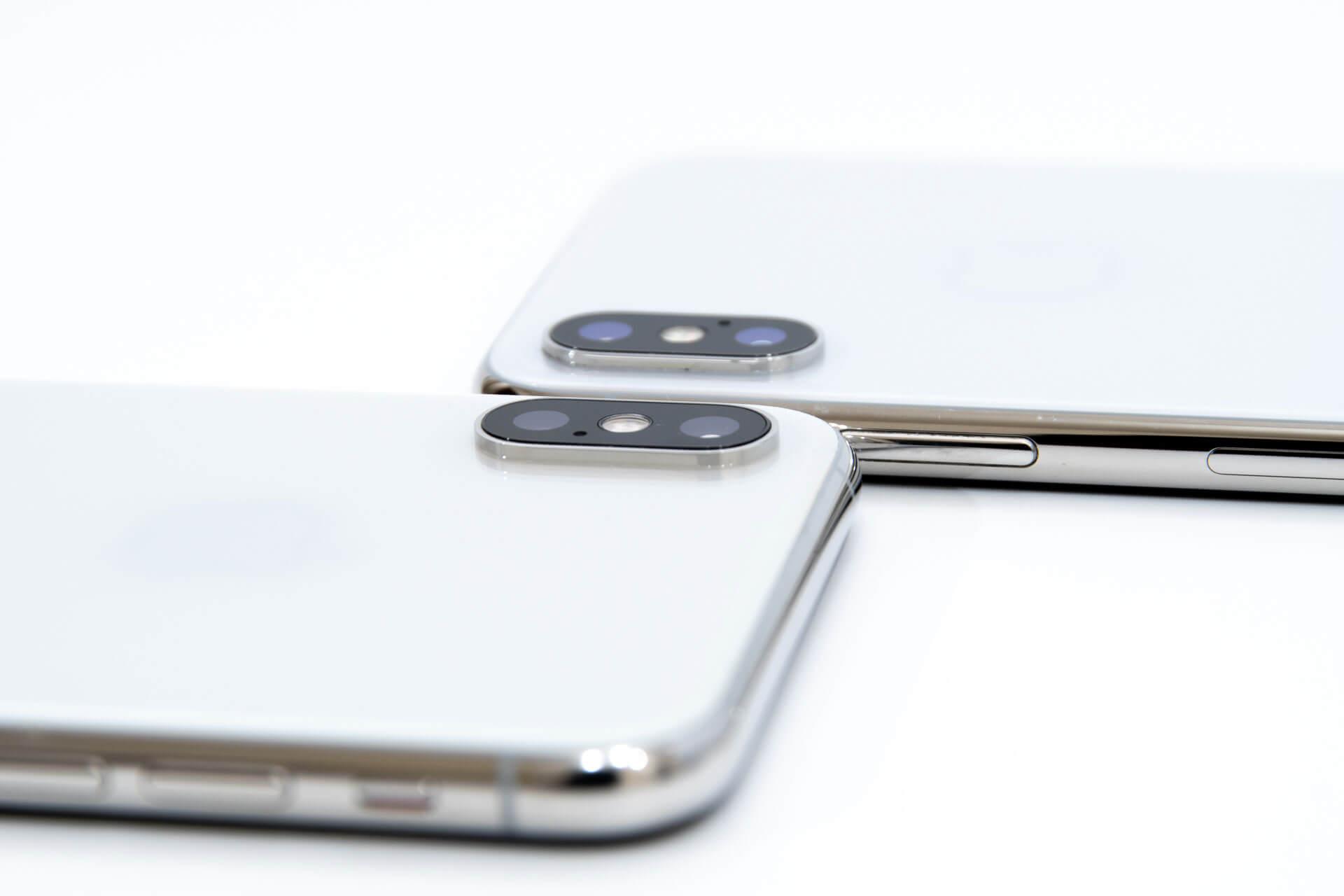 iPhone XS iPhone 外観比較 カメラ部分