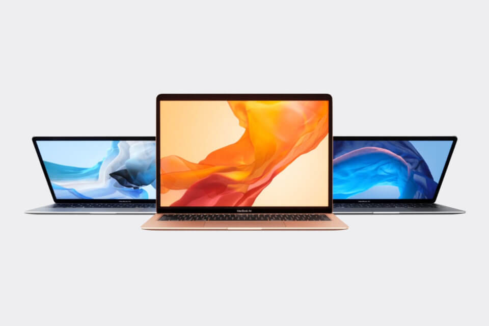 Apple、新型MacBook Airを発表。Retinaディスプレイに第8世代Core i5を搭載