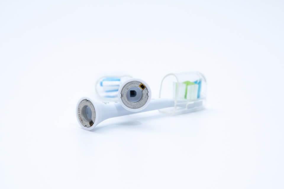 フィリップス ソニッケアー プロテクトクリーン プレミアム ブラシヘッドはマイクロチップ内蔵