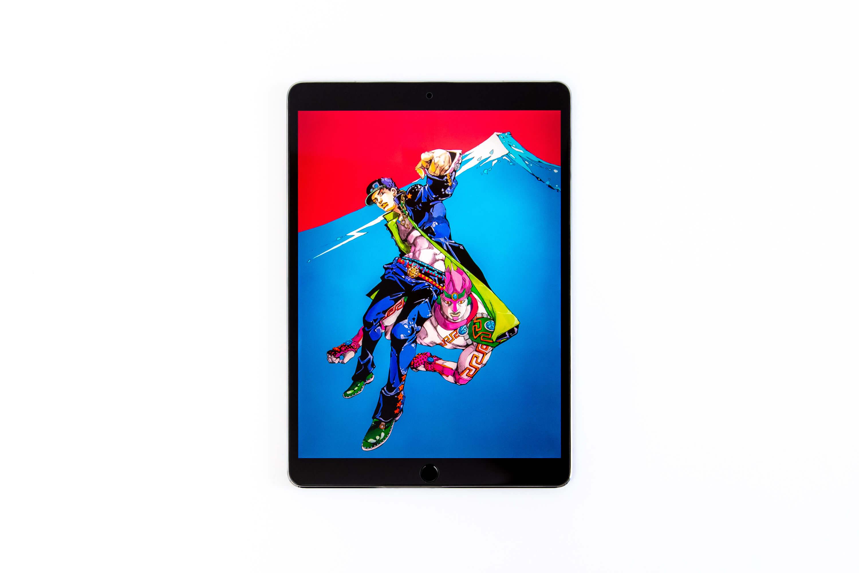 10.5インチ iPad Pro 正面