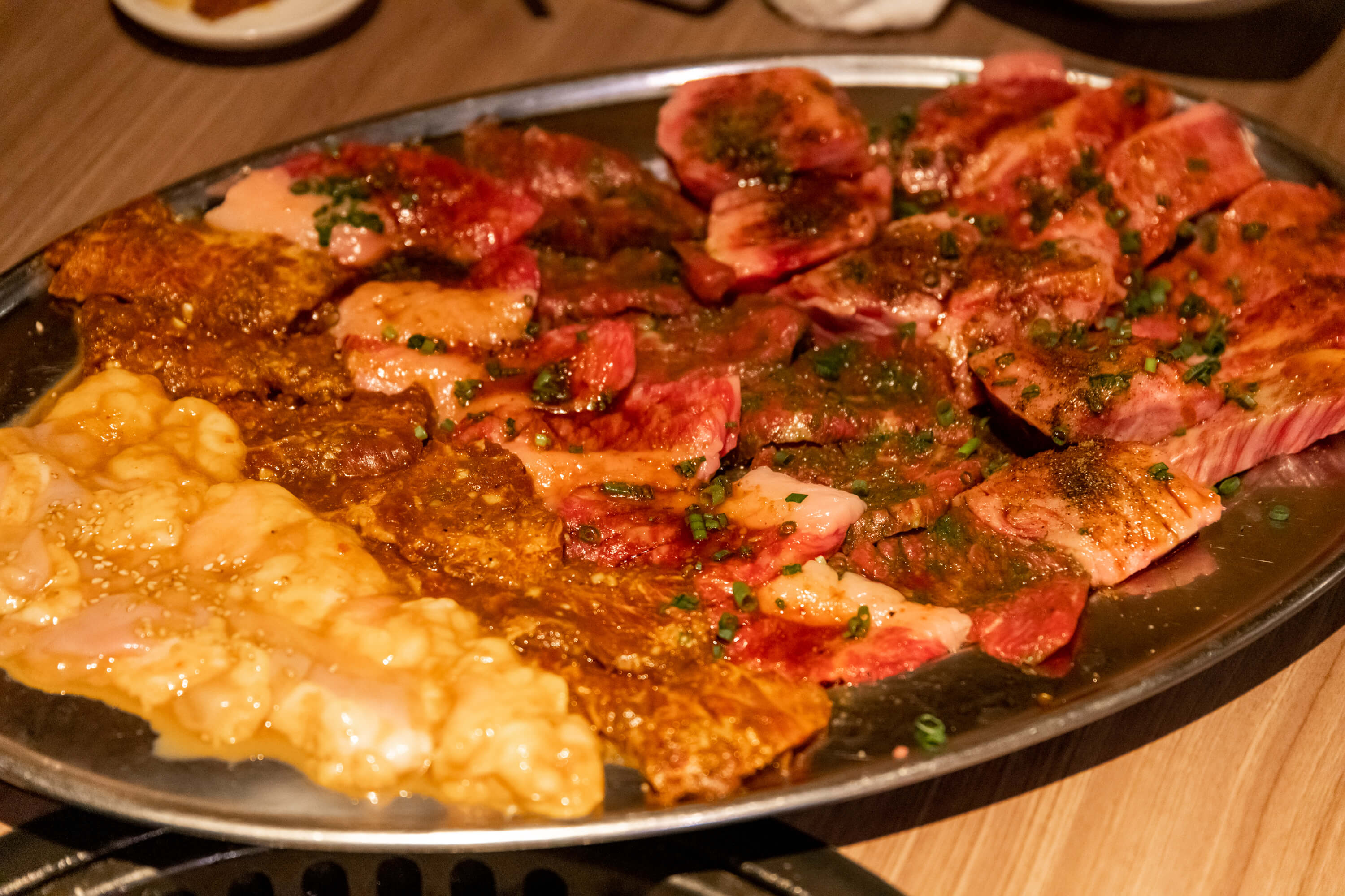 肉と日本酒 タレ焼肉