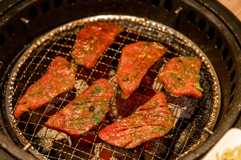肉と日本酒 ねぎロース