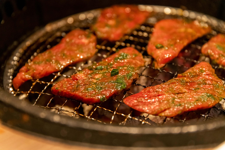 肉と日本酒 カルビ山椒焼き