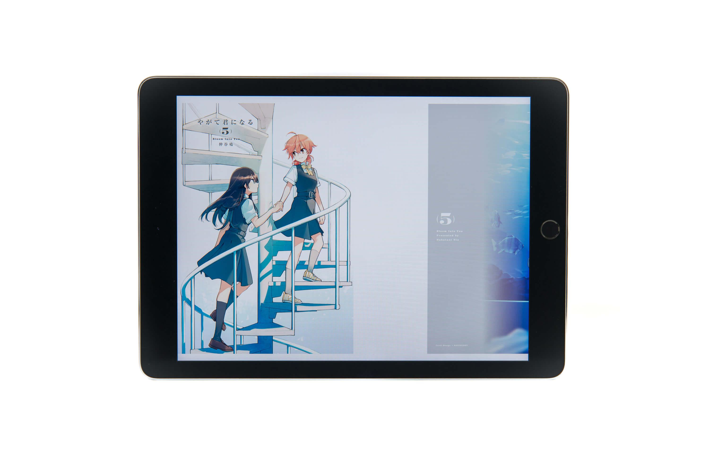 9.7インチ iPad Pro Wi-Fi マンガを読むのに最適
