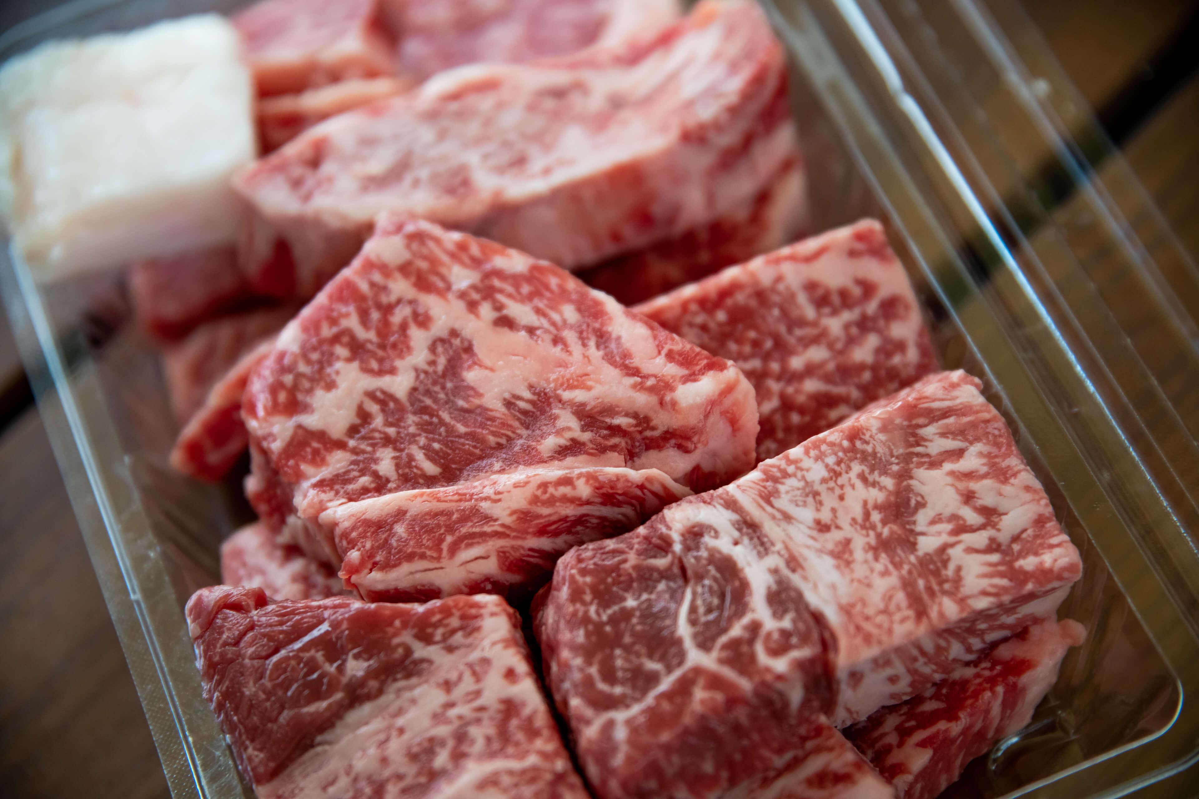 新宿FlagsBBQ&ビアガーデン 黒毛和牛サーロインステーキ