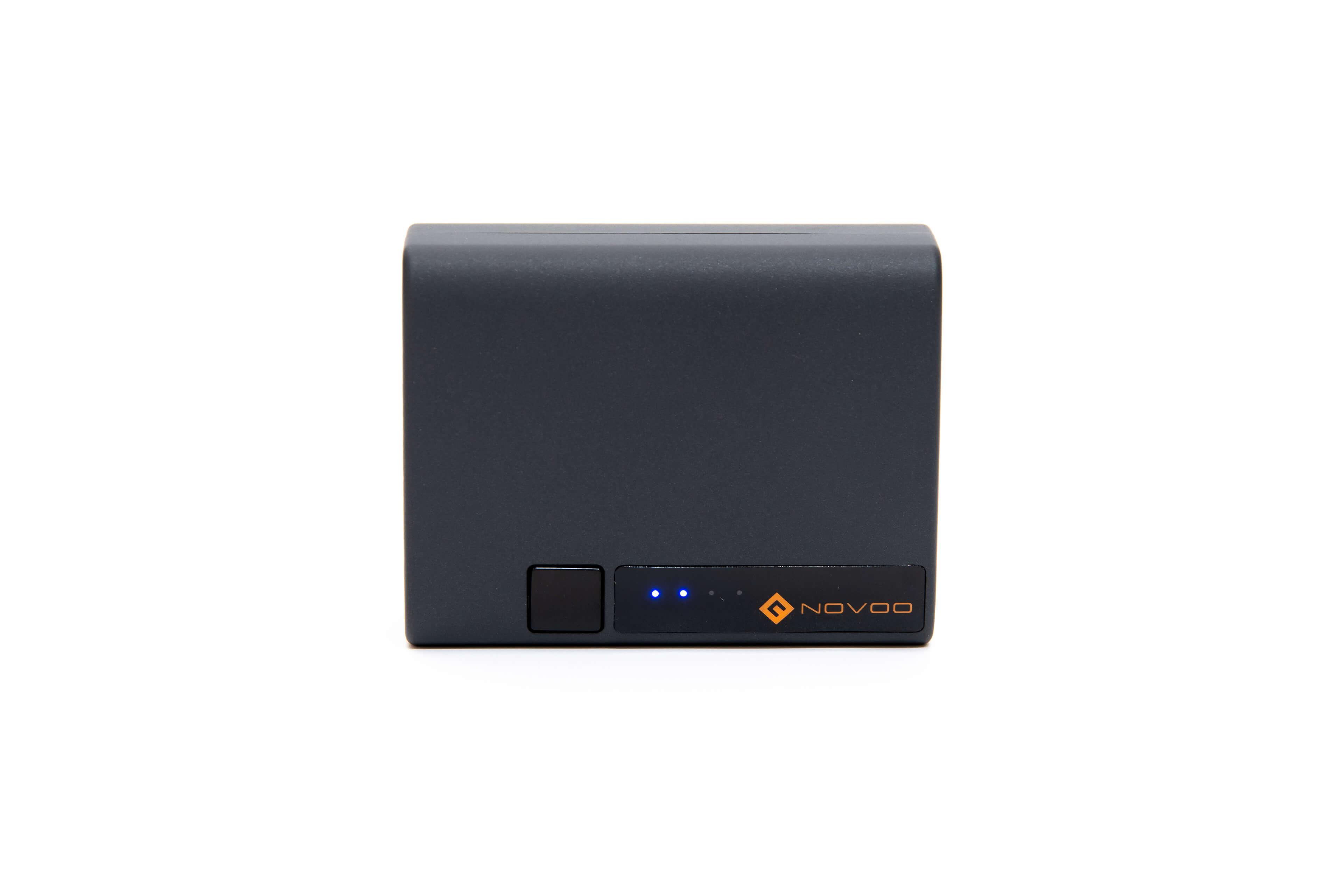 USB PD モバイルバッテリー Novoo PowerCube LEDインジケーター
