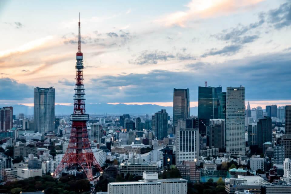 #たけさんぽ東京 ep0 貿易センタービルで東京タワーを撮ったり押上で肉を食べたり