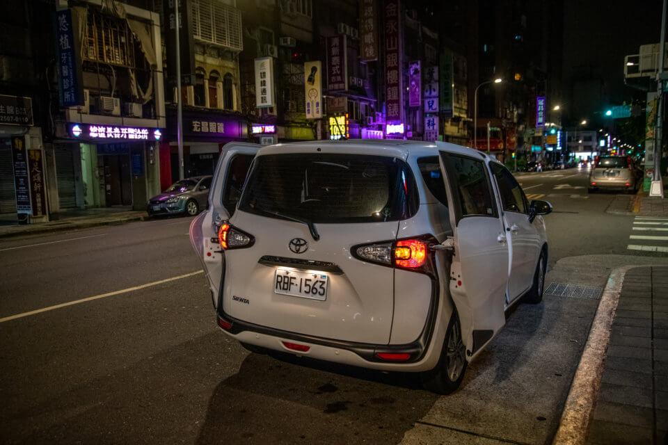【台湾旅行】Uberで深夜に桃園空港から台北市内まで移動したら便利すぎた