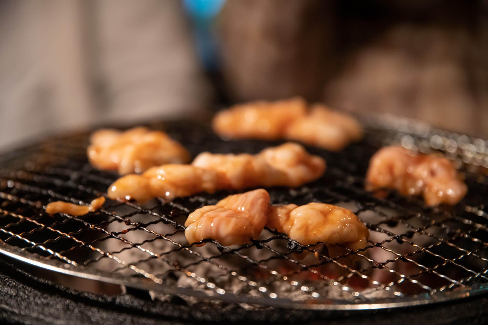 大阪 万両 焼肉