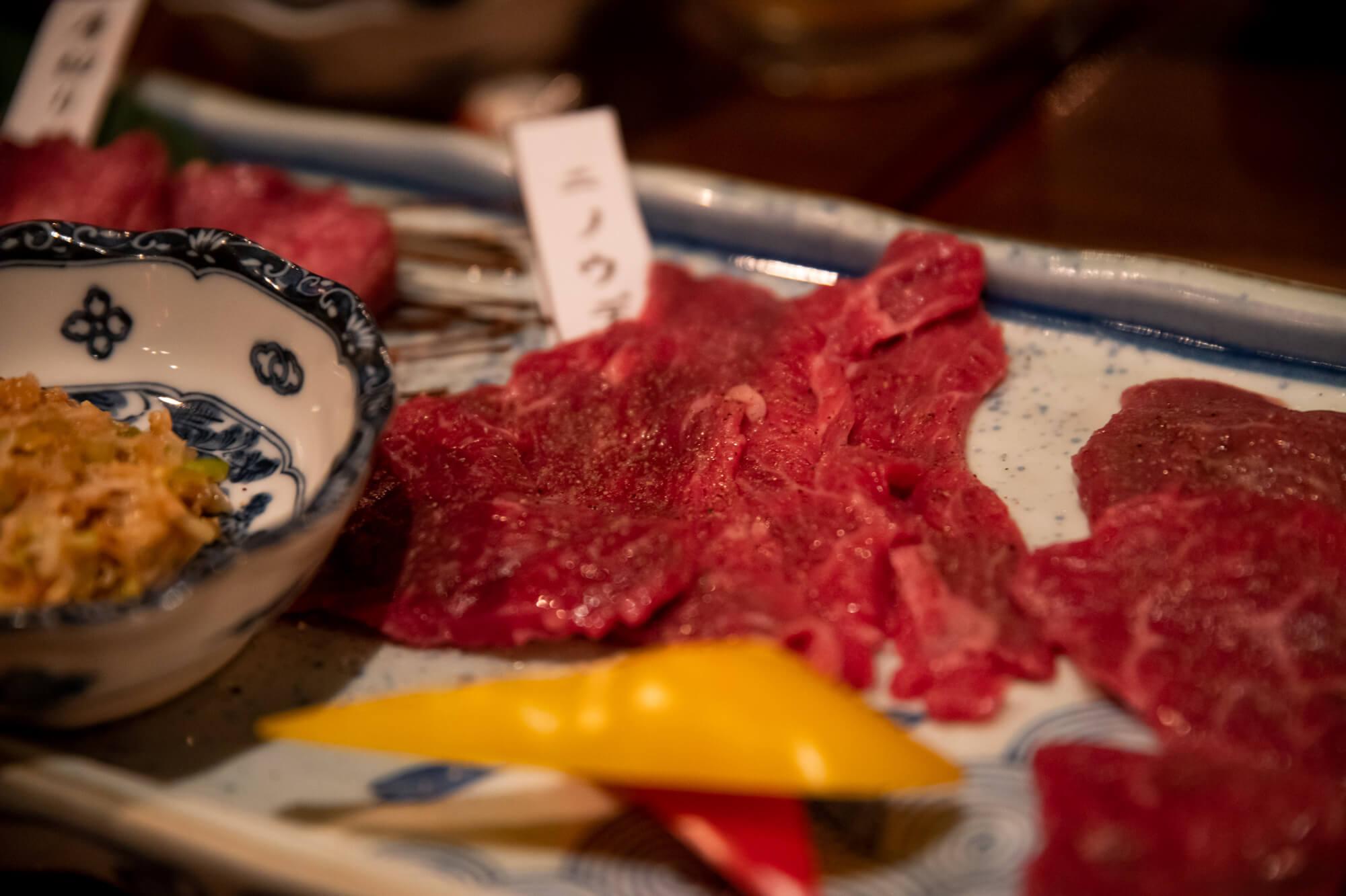 ヒレ肉の宝山 ニノウデ