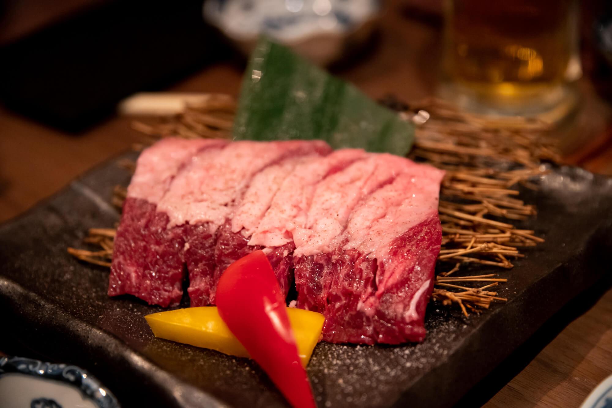 ヒレ肉の宝山 ハラミステーキ