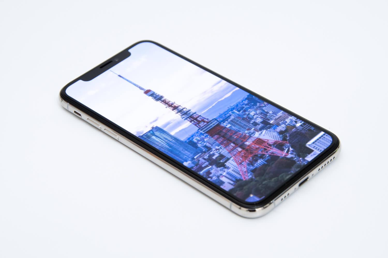 iPhone XSのガラスフィルムが割れたのでNIMASOの2枚入のガラスフィルムを購入