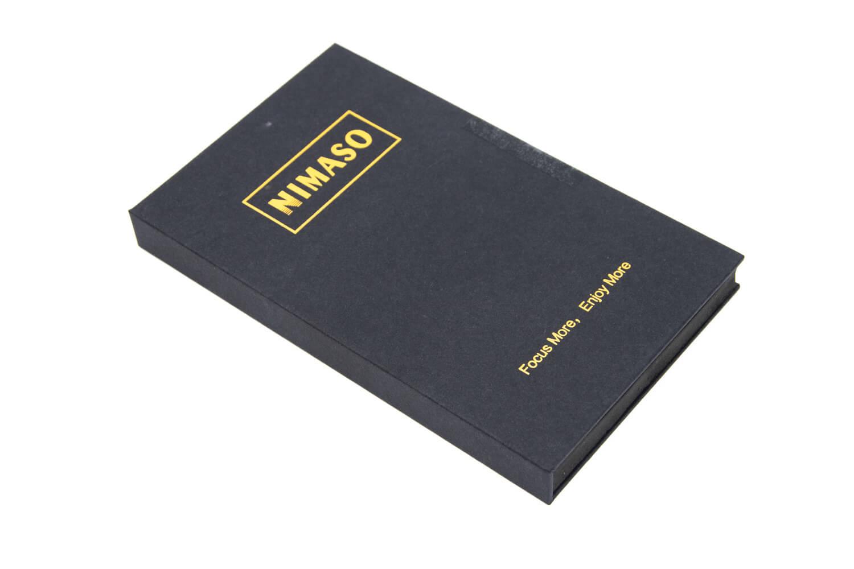 NIMASO ガラスフィルム iPhone XS 箱