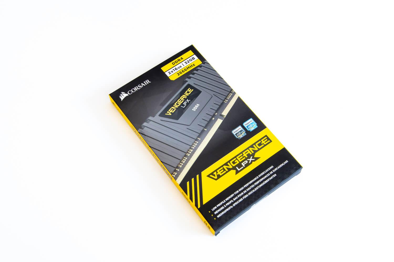 CORSAIR DDR4 VENGEANCE LPX 2666MHz 16GB×2