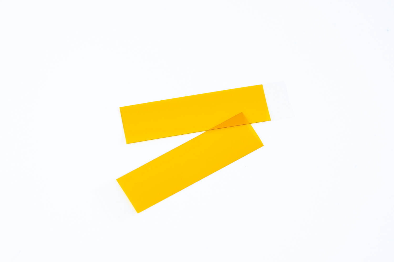 ヒートシンク付属の耐熱絶縁テープ