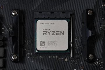 Ryzen 7 1700をRyzen Masterで簡易オーバークロックしてLightroomの書き出し速度を測ってみた