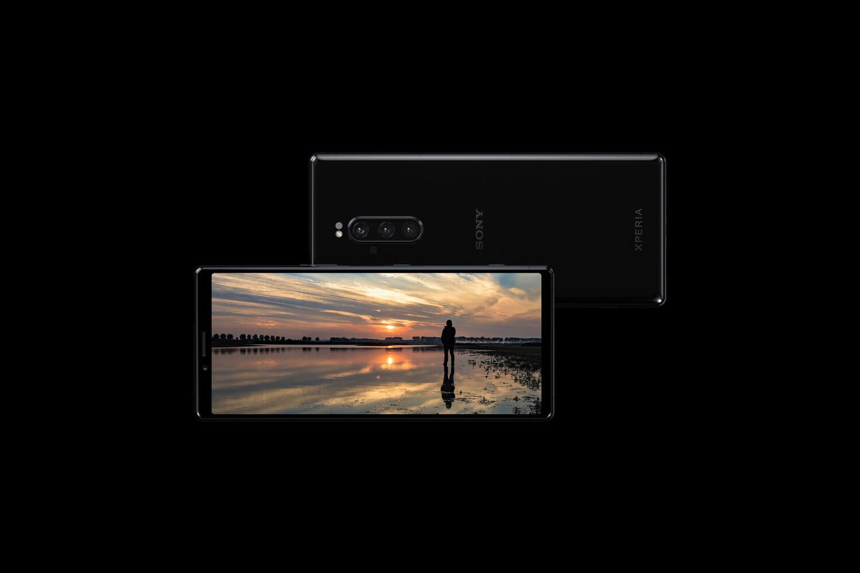 ソニーモバイル、 Xperia 1 を発表。世界初の4K 有機ELディスプレイにトリプルレンズカメラで瞳AFにも対応