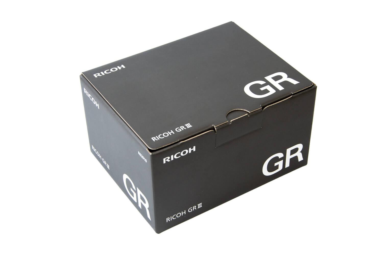GR III GR3 化粧箱