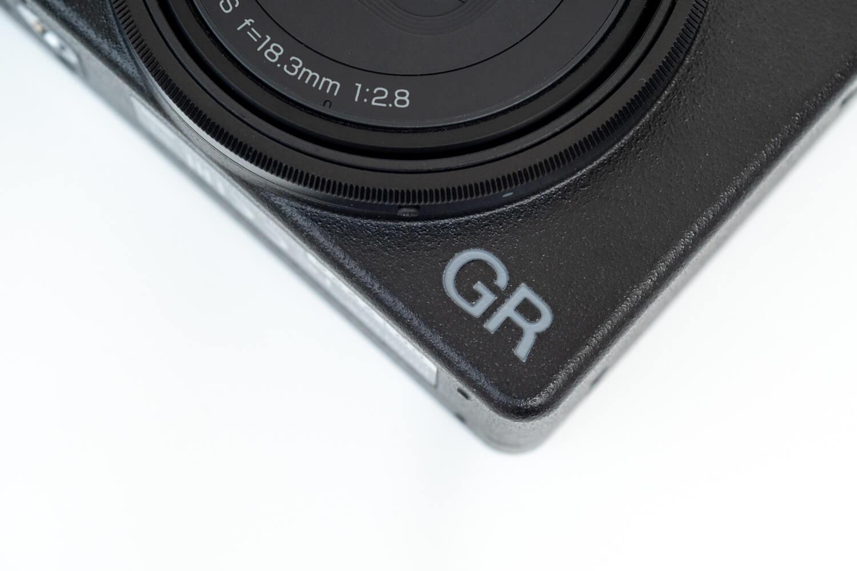 GR III GR3 外観レビュー GRの文字