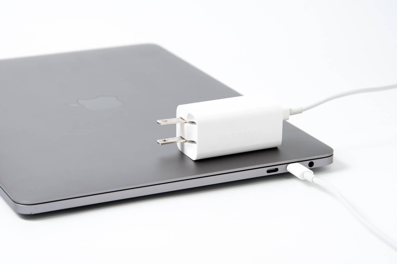 「Innergie PowerGear 60C」レビュー。Apple純正の半分サイズのUSB PD 60W充電器、すごい