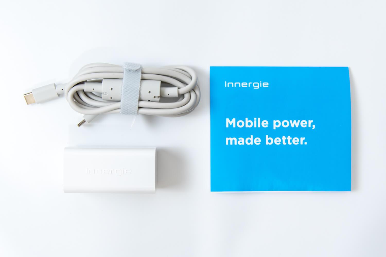 Innergie PowerGear 60C 同梱物