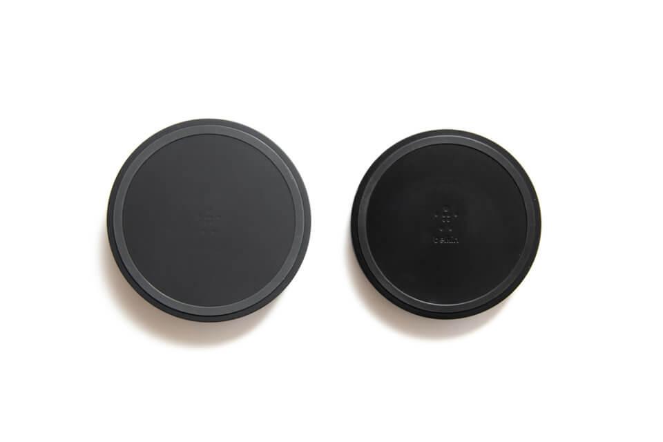 Belkin BOOST↑UP ワイヤレス充電パッド BOOST↑UP ボールドワイヤレス充電パッド 比較