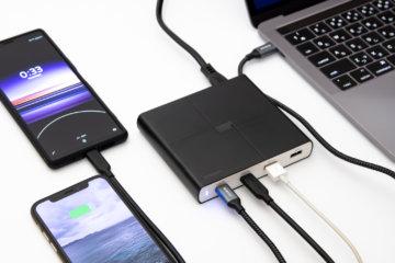 最大出力90Wの「Nimaso USB C PD 充電器」がかなりいい感じ